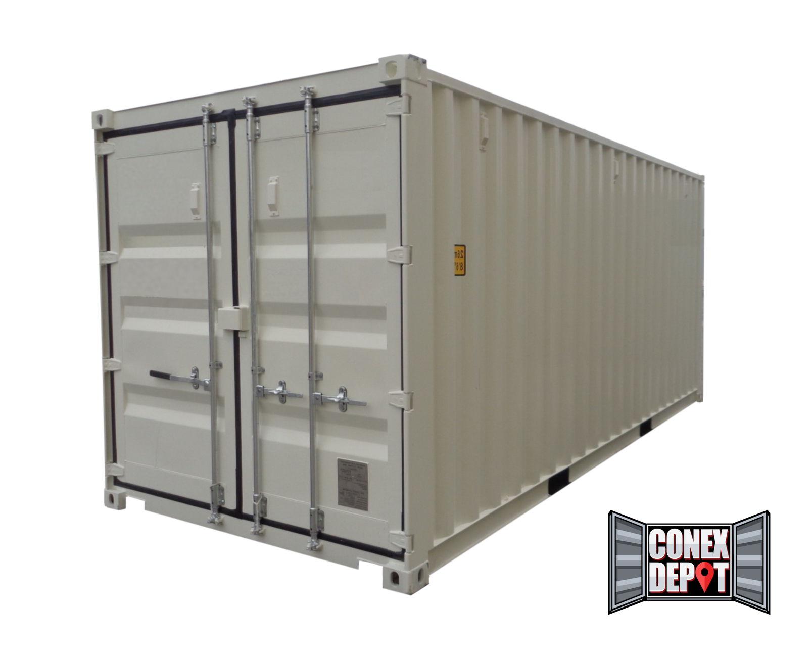 20FT Standard New (One Trip) Shipping Container