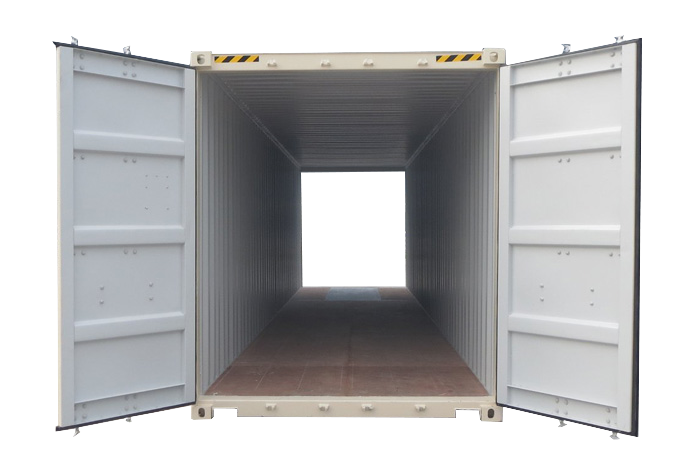40FT High Cube Double Door New (One Trip) Shipping Container