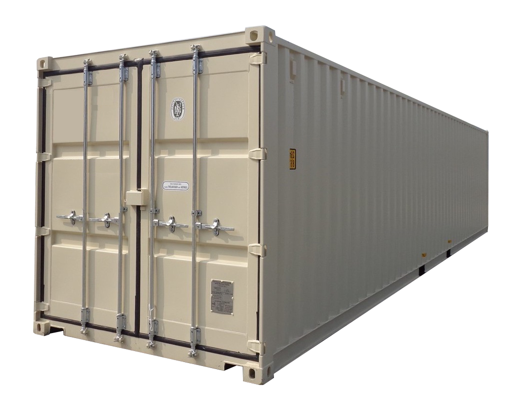 40FT Standard New (One Trip) Shipping Container