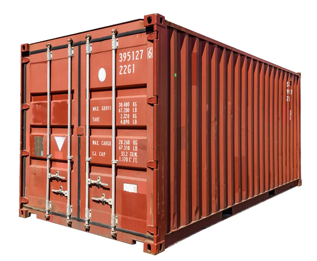 20FT Standard Cargo Worthy Shipping Container