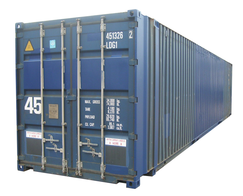 45FT High Cube Cargo Worthy Shipping Container